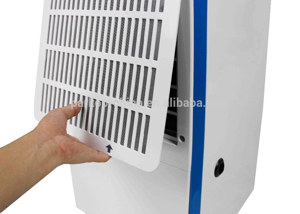 basement dehumidifier with led digital dynamic display view basement