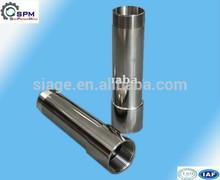 cnc turning titanium precision