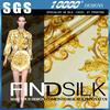Hot!high quality and sale N0.1 digital print 12mm silk satin scarf wholesale