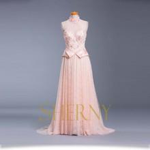 Sherny Bridals costume barato à noite vestidos para Fat Ladies