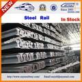 Heavy ferroviário u71mn trilhos de trem de aço, 115re trilho de aço, ferroviário trilho de aço