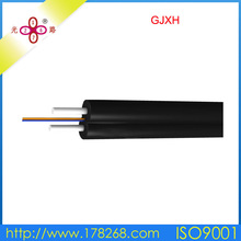 lszh fiber optic cable 2 core corning fiber optic cable gjxh hight practicability fiber optical cable