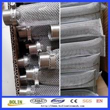 (factory)stainless steel beer/wine/brew barrel filter