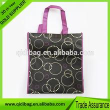 100% Trade Assurance logo silk pouch