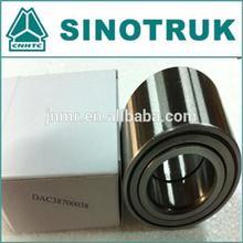 Jinan bearing ,High quality Sinotruk auto bearing 70CL6081/FO