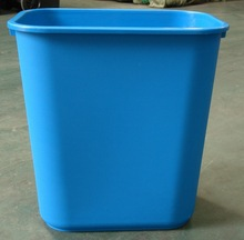 28L plastic container NO top dustbins storage, public bins