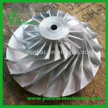 AMCA Authentication centrifugal fan blower impeller, stainless steel blower impeller, precision blower impeller