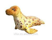 plush toy lifelike sea animal the seal