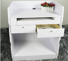 Hotel Modern reception cashier desk with good quality