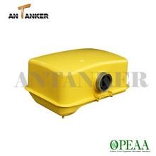 Diesel engine 170F 178F 186F generator engine spare parts L48 L70 L100 generator diesel fuel tank