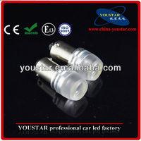China wholesale ba9s 1.5w car tail lights 12v car led light Led Signal Bulbs for car