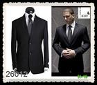 2015 Hot Sale Men Business Suits Slim Fit Suits For Handsome Men Latest Coat Pant Designs Custom Evening Suits Tuxedos For Men