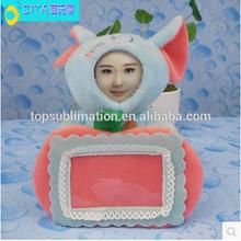 22cm Elephant 3D DIY Doll Face Doll for Printing