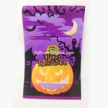 2015 halloween embroider promotional in bulk plastic packaging bag