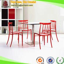 (SP-AC208) light clear dining colorful acrylic desk chair