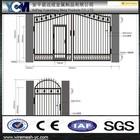 main iron gate door design price