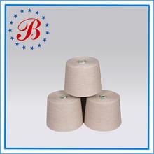 Ne 26 Cotton/Linen Blended Yarn 85%/15% Raw white