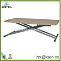 Mdf multi- funcional pequeña mesa plegable ysf-7560c