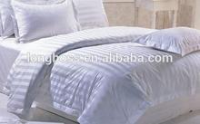Elegant pure quilt 4pcs Hotel bedding set luxury, duvet cover , pillowcase, bed sheet
