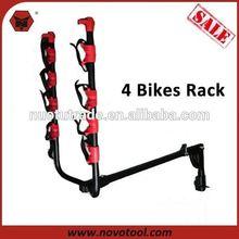four bikes carrier racks