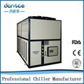 la nueva condición del ce y la certificación del fabricante de china de refrigerador y el congelador para la industria del plástico