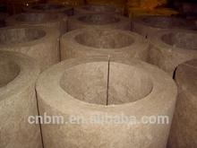 Thermal Insulation ROCK WOOL PIPE rock wool pipe rock wool tube insulation