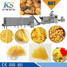 Automática de pasta macarrones/pasta italiana/espaguetis macarrones máquina de extrusión