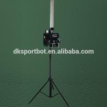 Family Mirco-computer remote control badminton machine / shooting machine/shuttlecock shooter