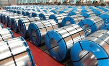 DC01 cold rolled steel coils CR steel coil