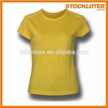 2015 Stock t shirt wholesale china t-shirt tee shirt overstock, 150105e