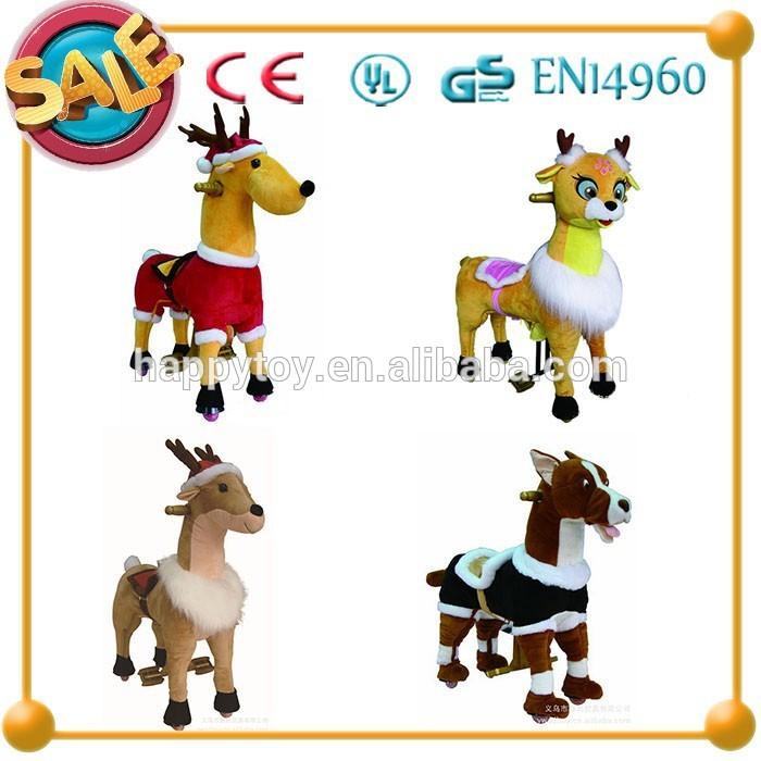 Pferd Reiten Spielzeug Einem Pferd Spielzeug Pony