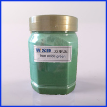 chrome oxide green cr2o3 pigment paint industry Iron oxide green