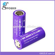 New Promotion 26650 Gpower Battery 3.7v 3500mah Battery Scrap Battery