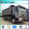 sino truck howo dump supplier original brand new tipper truck