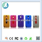 Bling Robot Stand Case for samsung galaxy note 3 neo n750 n7505