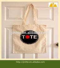 Natural Cotton Tote Bag Canvas