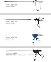endoscopic electrosurgical bipolar forceps/laparoscopic surgery instruments/reusable bipolar forceps for sale