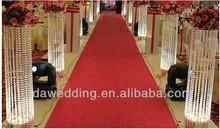 IDA crystal acrylic bead strand lighted pillar flower plinths for wedding decor (IDAWR1009)
