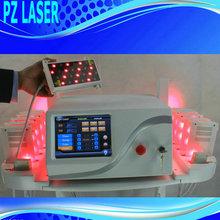 2015 Fat Terminator 14 paddles dual wave lipo laser 650nm+808nm slimming laser