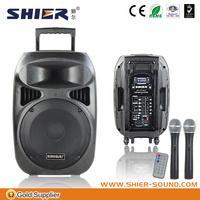 Remote Control MP3 FM Radio 2x8 speaker processor