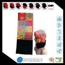 Customized Fleece fabric scarf