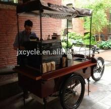 street mobile coffee bike shop