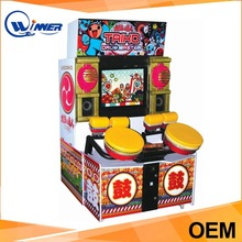 high quality drum set music and dance machine
