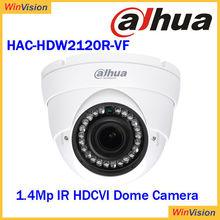 "Dahua 1/3"" 1.4Megapixel CMOS High speed long distance real-time transmission 720P IR HDCVI Dome Camera"