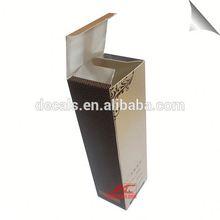 laminated high quality paper light bulb box
