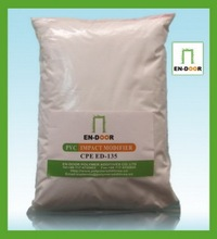 Chlorinated Polyethylene PVC Impact Modifier for PVC Wires and Cables ED-135I