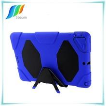 Heavy duty waterproof shockproof case for ipad air