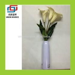 PU material multi head tulip flower with led light