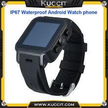 2015 3G Smart watch android 4.4 sim waterproof watch in wristwatches bluetooth GPS wifi camera UI8 mobile Watch Phone wifi