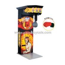 2015 Guangzhou Fight Challenge Power Machine/ maximum tune game machine